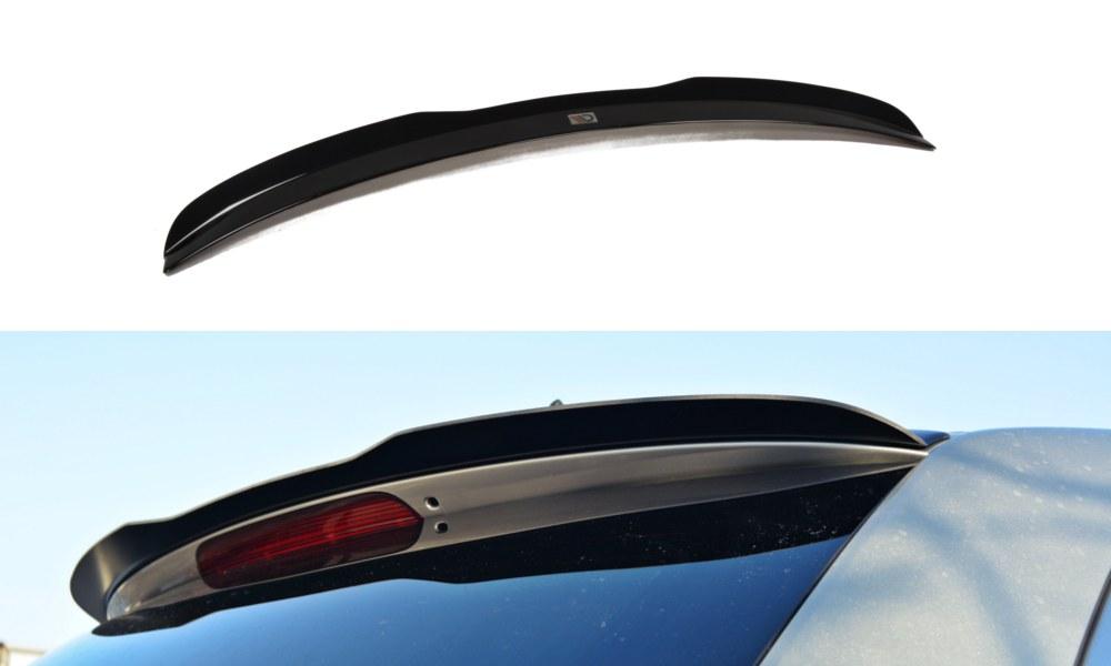 Lotka Lip Spoiler - Mazda CX-7 - GRUBYGARAGE - Sklep Tuningowy